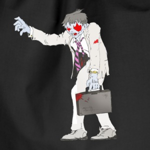 Zombie Collection: Vestito Zombie - Sacca sportiva