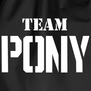 Team-pony - Gymtas