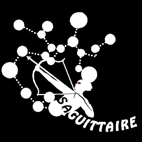 Sternzeichen Schütze - Turnbeutel