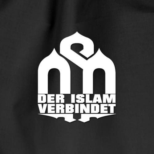 Der Islam verbindet - Street - Turnbeutel