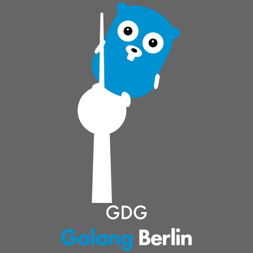 GDG Golang Berlin light - Turnbeutel