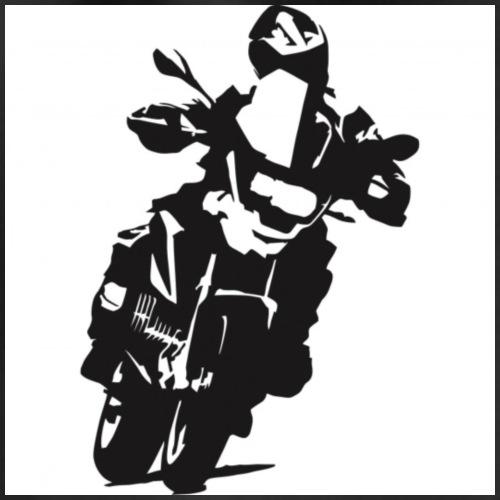 Motorrad Tourer Dirtbike - Turnbeutel