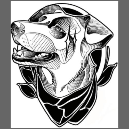 My dog - Mochila saco