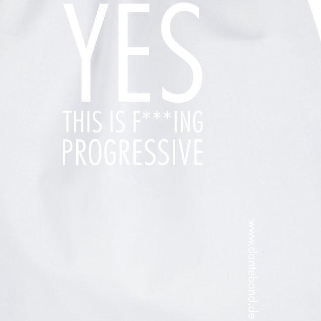 this is fucking progressive gross