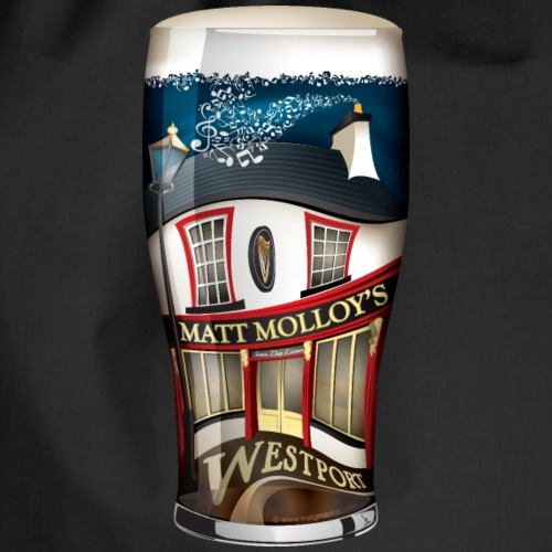 Are you going for a pint? Matt Molloy's Westport - Drawstring Bag