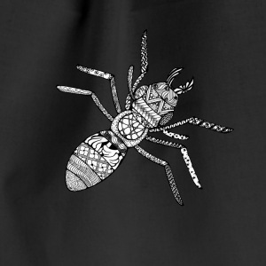 Zentangle-Ant - Gymbag