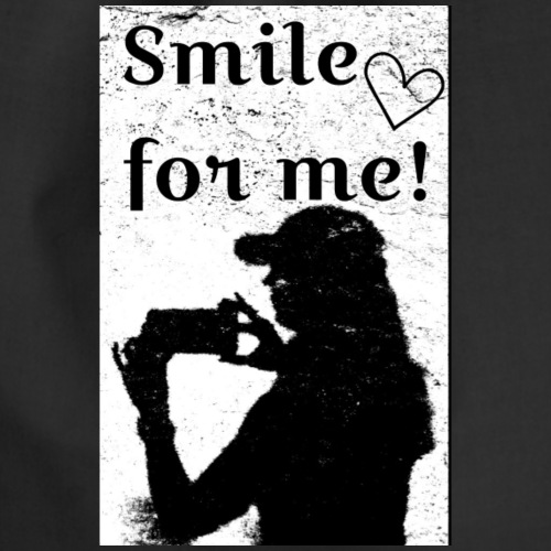 Smile for me - Turnbeutel