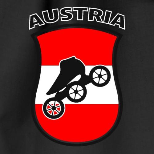 Austrian Speedskater Emblem - Turnbeutel