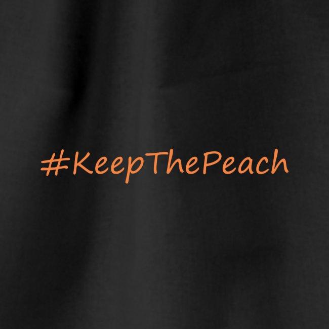 Hashtag KeepThePeach