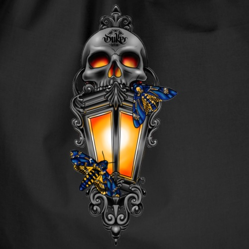 Deathlantern design by Gideon - Gymtas