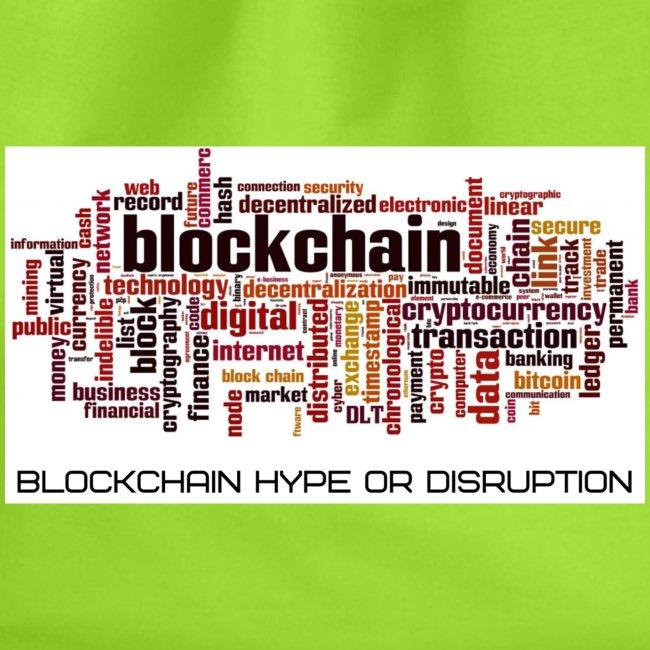 Maglietta Blockchain
