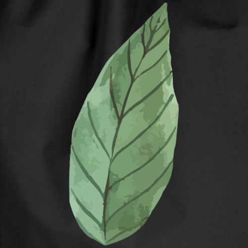 112016603 143236797 Green leaf - Turnbeutel