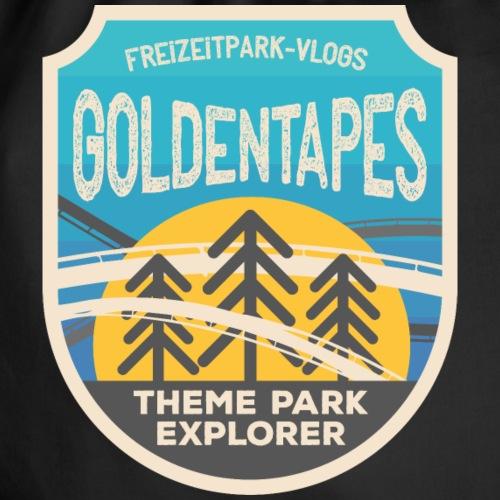 theme park explorer - Turnbeutel