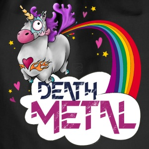 Death Metal Unicorn - Sportstaske