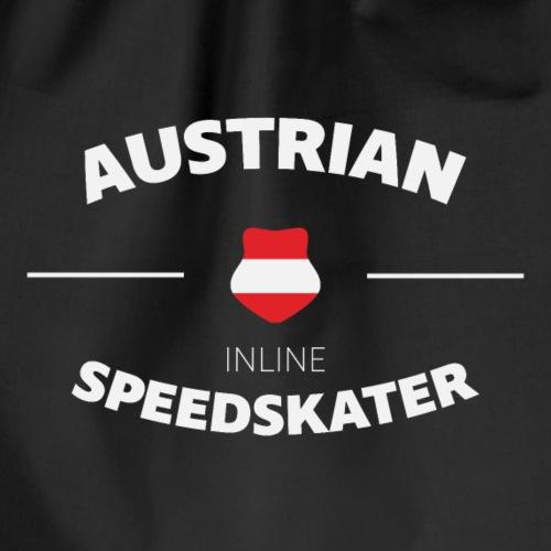 Austrian Inline Speedskater - Turnbeutel
