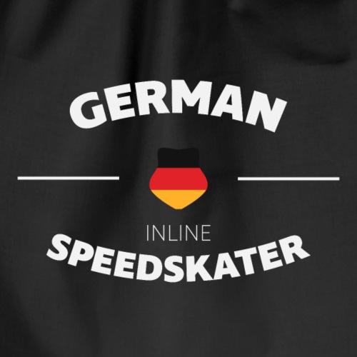 German Speedskater - Turnbeutel
