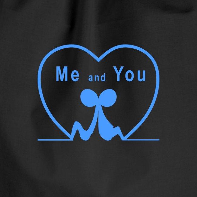 Io e te... LIGHT BLUE