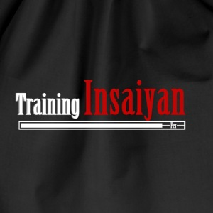 Training Insaiyan - Gymtas
