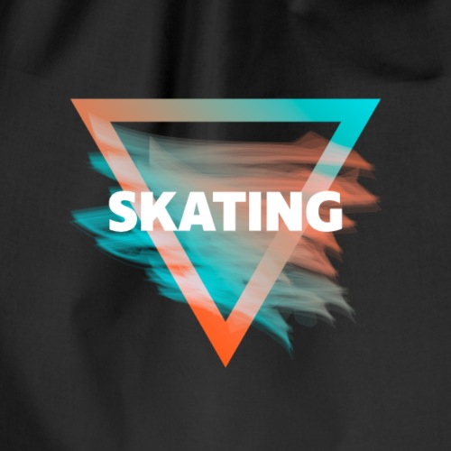Skating Diffus - Turnbeutel