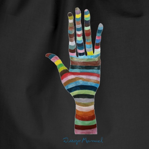 La mano 4 - Mochila saco
