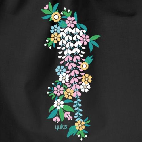 yuka cherry blossom2 - Turnbeutel