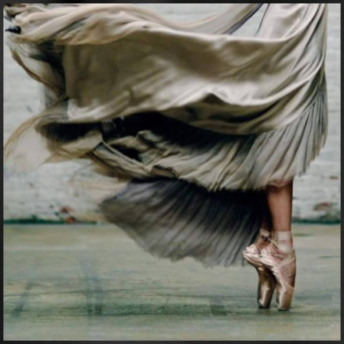 Ballet mouvment - Sac de sport léger