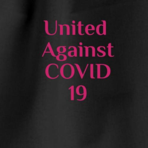 United Against COVID19 - Drawstring Bag