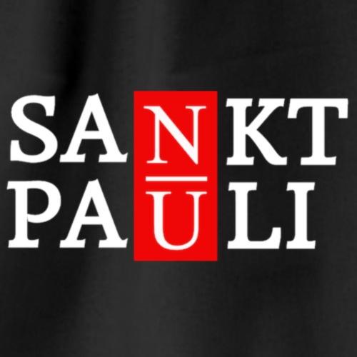 SANKT PAULI NU Logo - Turnbeutel