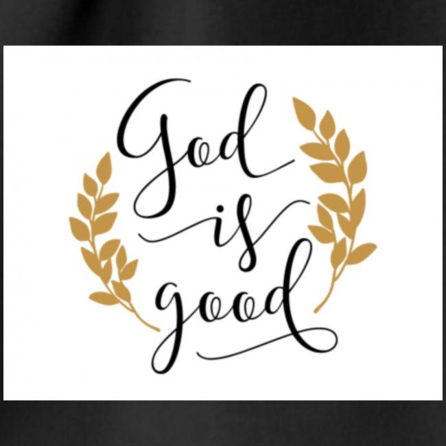 God is good label Jetzinger