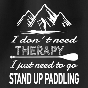 Ingen Therapy nødvendig - Stand Up Paddling - Gymbag