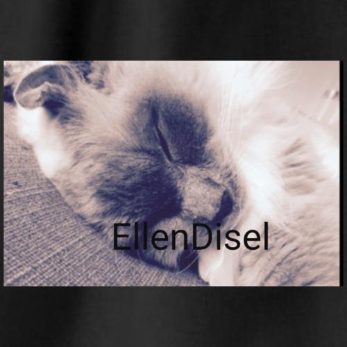 Ellen och Diesel - Gymnastikpåse