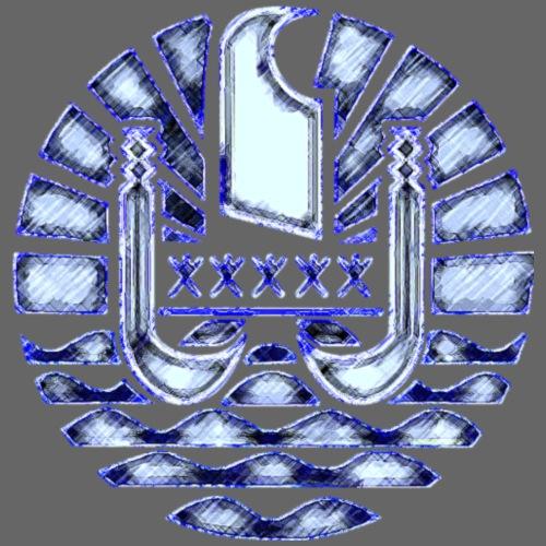 600 FLAG TAHITI 0103 - Sac de sport léger