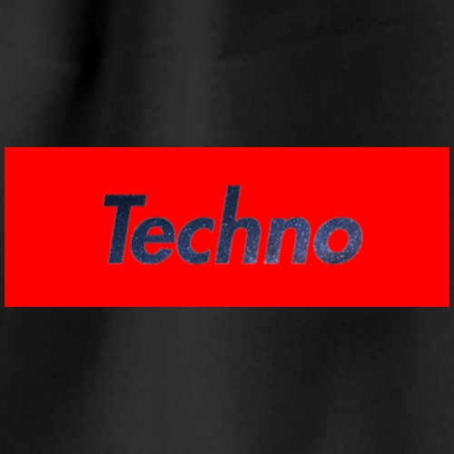 Techno - Turnbeutel