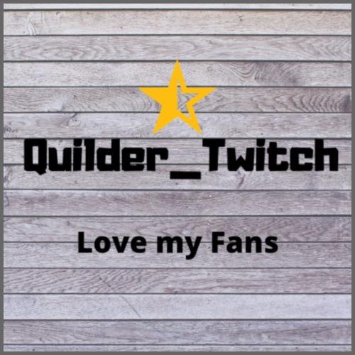 QuilderMerch - Gymnastikpåse