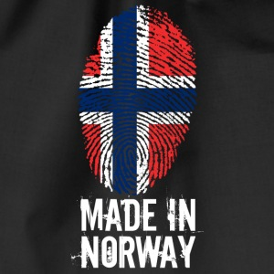 Made In Norge / Norge / Norge / Noreg - Sportstaske