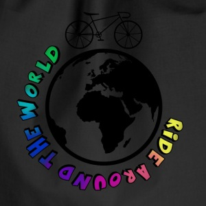 Ride Around The World - Sportstaske
