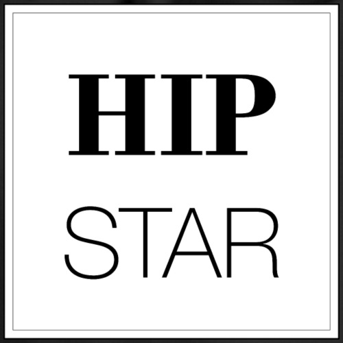 hipster - Turnbeutel