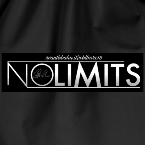 NoLimits StreetWear - Sacca sportiva