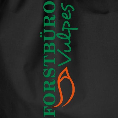 FB Logo vertikal - Turnbeutel