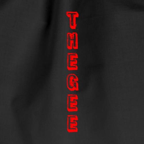 thegee down - Drawstring Bag