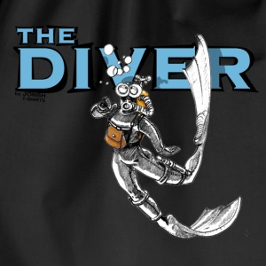 the_diver - Gymnastikpåse