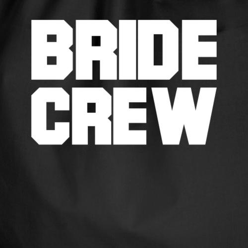 Braut Crew Junggesellinnenabschied - Turnbeutel