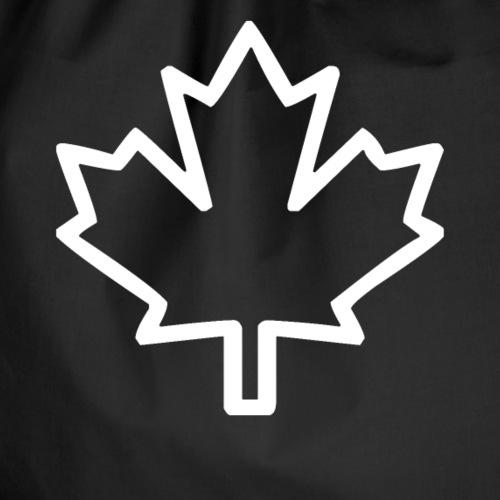 Kanada Symbol Ahorn Blatt Pflanze Nation - Turnbeutel
