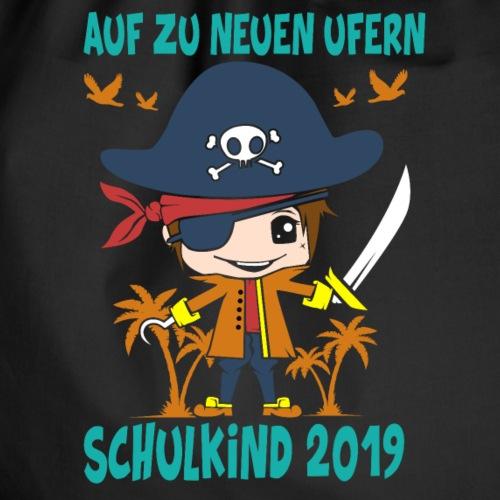 Schulkind 2019 Jungen Jungs Einschulungsgeschenk - Turnbeutel