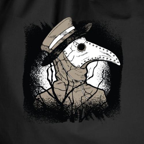 Dark Plague Doctor | HORROR - Drawstring Bag