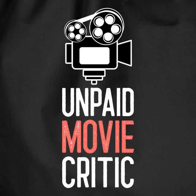 Unpaid Movie Critic