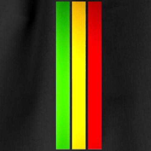 Jamaica , legalize - Turnbeutel