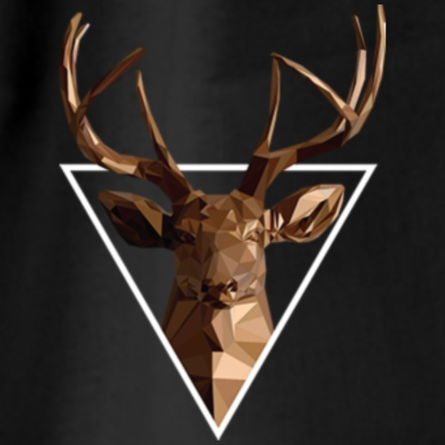 Deer-Head GOLD - Sportstaske