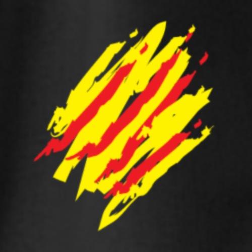 Bandera catalana 01 - Mochila saco