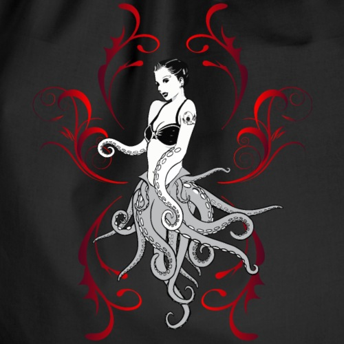 Lady Tentacle Baroque